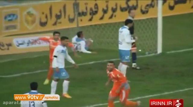 گلهای هفته دوازدهم لیگ برتر ایران