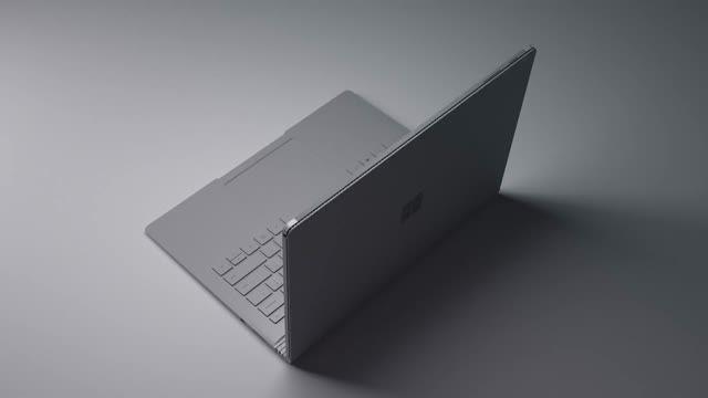 ویدیو تبلیغاتی اولین لپ تاپ مایکروسافت: سرفس بوک