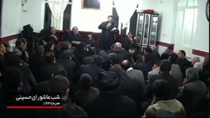 مداحی حاج حسن اسدی شیراز در شب عاشورای حسینی 1394 قسمت2
