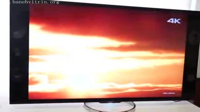 تلویزیون ال ای دی سه بعدی فورکا اسمارت سونی X9004