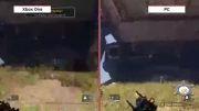 مقایسه گرافیک بازی TitanFall بین XBOX ONE و PC