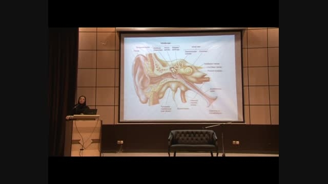 اولین همایش صوت درمانی فوربرین - قسمت سوم( Part 3/5)