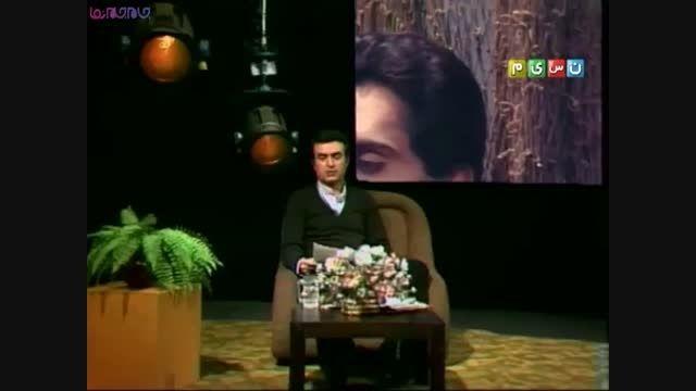 تئاتر در سالهای گذشته اجرا ناصر طهماسب+فیلم ویدیو کلیپ