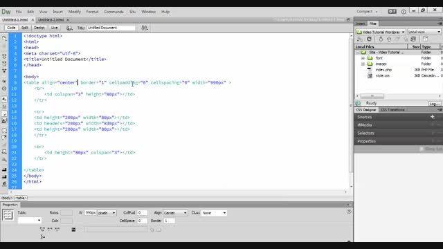 دوره جامع آموزش کدنویسی html-قسمت پنجم