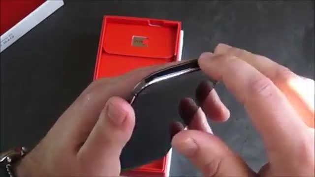 آنباکس HTC One M8 نسخه ویندوز فون-ویندوز فون سنتر