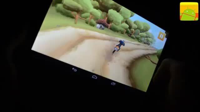گیم پلی بازی اندرویدی MF3 Moto
