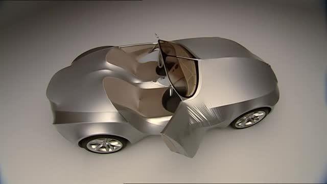 لاجکس کانسپت - کانسپت BMW GINA شماره 2