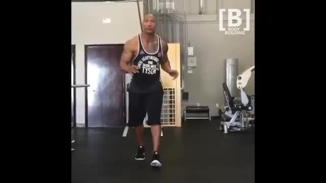 تمرینات بدنسازی راک