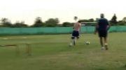 تمرینات مسی در آرژانتین