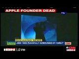 استیو جابز بنیان گذار شرکت اپل در سن 56 سالگی فوت کرد