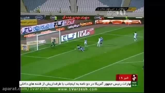 نتایج هفته نهم لیگ برتر فوتبال ایران