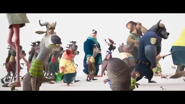 Zootopia Official Teaser Trailer #1