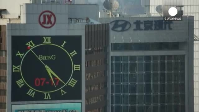 کاهش سرعت رشد اقتصادی چین