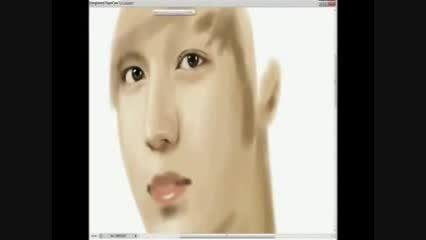 شباهت شدیدعکس ونقاشی اوپا لی مین هو