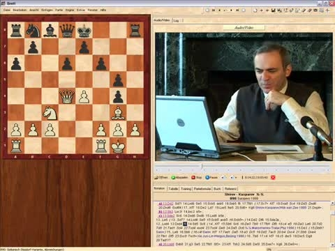 فیلم آموزشی شطرنج سیسیلی نایدروف جلد3 chessok.ir