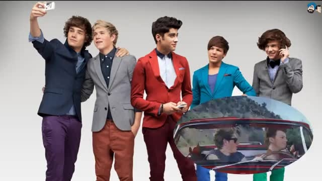(!One Direction - Kiss You (Sing With 1D