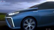 تیزر رسمی:تویوتا Toyota Fuel Cell Vehicle (FCV) Concept