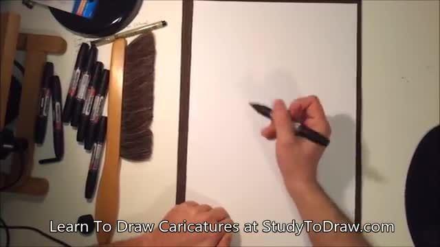 آموزش طراحی کاریکاتور 2