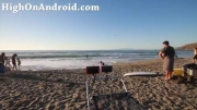 LG G3 vs Moto X vs  Galaxy S5_4k video test