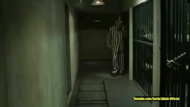 پشت صحنه قسمت پنجم سریال ابله
