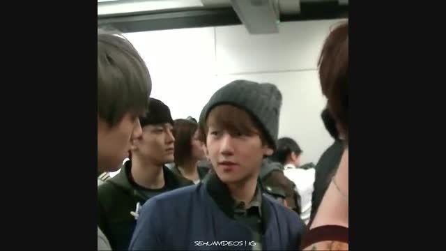 اینم برای رها جونم که عاشق سهون هس 'EXO