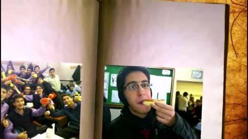 جشن 11 سالگی دبیرستان سلام تجریش- سال 91
