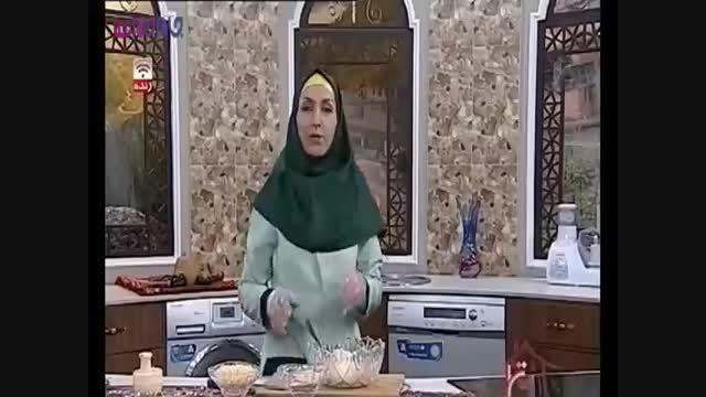 کوفته برنجی سرخ شده-آموزش آشپزی+فیلم کلیپ گلچین صفاسا