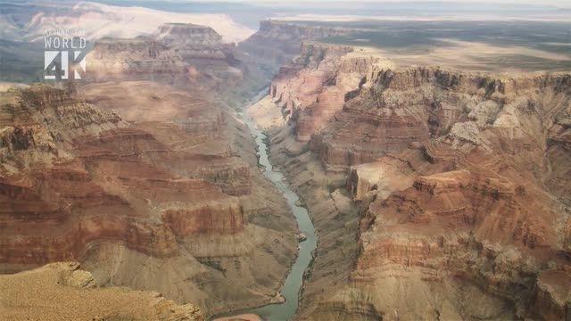 پارک ملی گرند کنیون - آمریکا HD