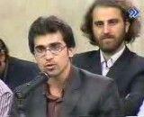 شعر خوانی سید حمید رضا برقعی در حضور رهبر انقلاب