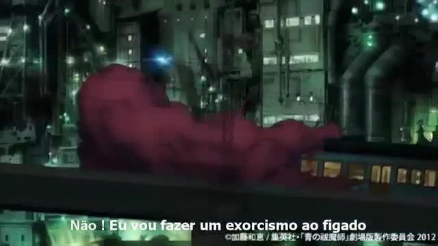 تریلر فصل دوم انیمه ی Ao no Exorcist  جنگیر آبی