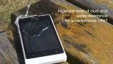 Xperia go: هوشمند زیبا و بادوام سونی!