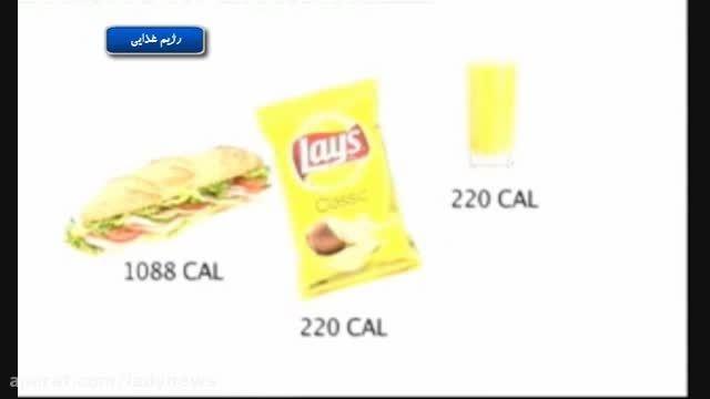 بدن ما در روز به چند کالری نیاز دارد؟