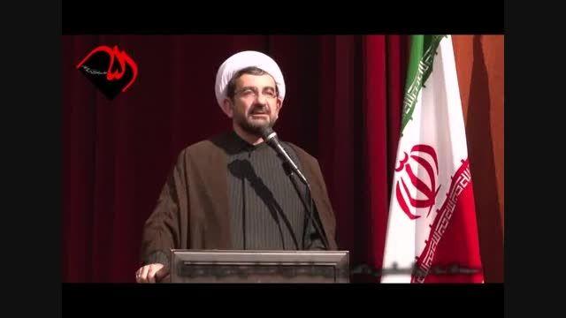 حجت الاسلام امرودی معاون اجتماعی شهرداری تهران
