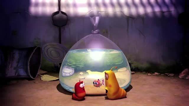 کارتون لارو ها فصل اول قسمت بیست و هفتم