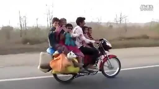 روش مسافرت رفتن هندی ها