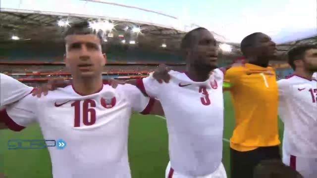 ایران 1-0 قطر -خلاصه بازی (جام ملت های آسیا2015)