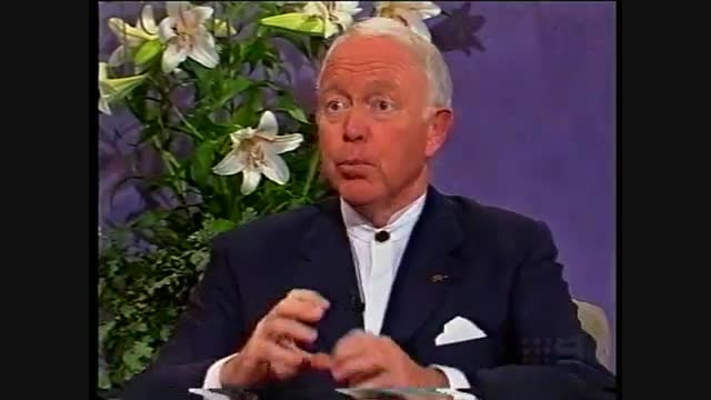 Tony Buzan talks about Mind Maps at Work with Kerrie An