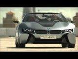 ب ام و I8  اسپایدر مفهومی 2012