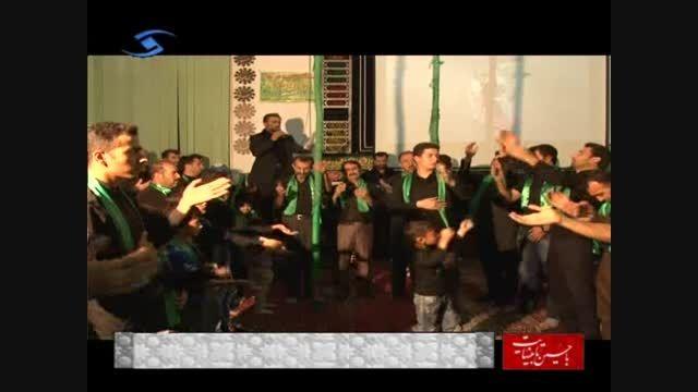 مراسم عزاداری ابا عبدالله الحسین(ع)- شهر الوند- قزوین
