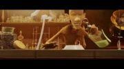 انیمیشن هیولا در پاریس | دوبله گلوری | HD 720 P | پارت 01