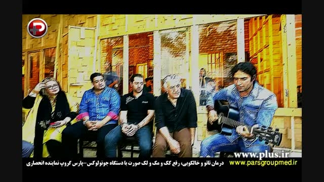 بهرام رادان،بهاره رهنما در جشن تولد 64سالگی رضا کیانیان