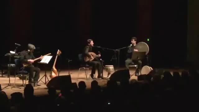 سامی یوسف- اجرای ترانه سوگواری در کنسرت مالمو-سوئد2015