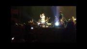 ویدئو آهنگ آشوب اجرا شده در کنسرت11 آبان 91 گروه بنیامین بهادری