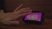 ایده جالب آیفون در مورد زنگ هشدار ساعت wobL