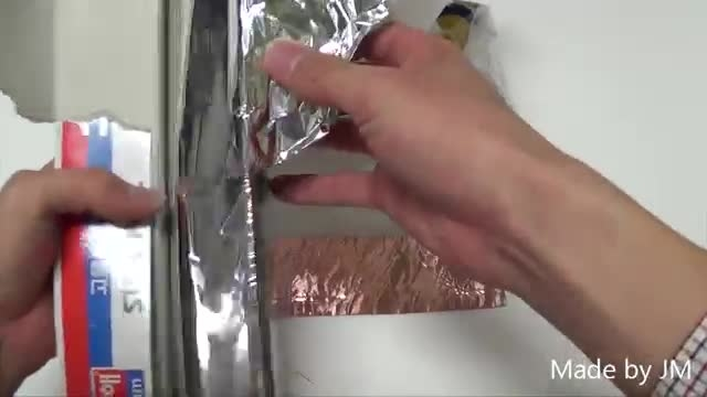 آموزش ساخت باتری با  آب نمک!