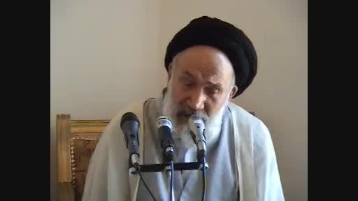 قضیه فوت آیت الله کوهستانی بزبان آیت الله سید حسن ابطحی