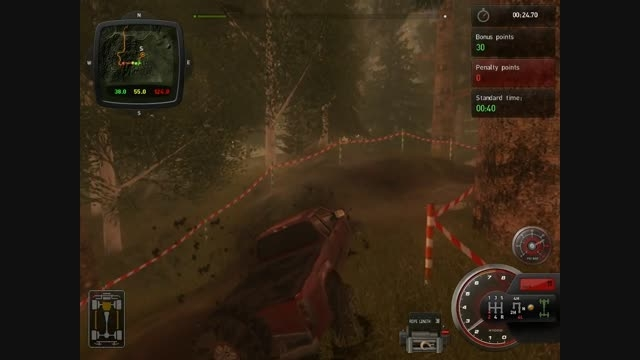 Hummer offroad gameplay