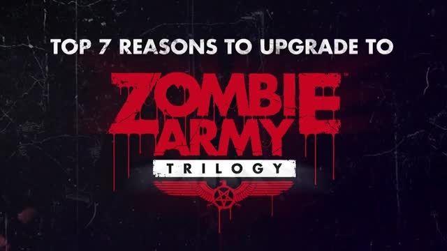 تریلر جدید بازی zombie army trilogy         HD