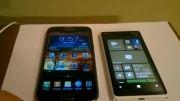 تست سرعت گوشی های nokia lumia 920 با samsung galaxy note 2