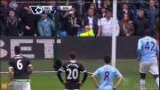منچستر سیتی 4 - 1 ساوتهمپتون/ هفته 32 لیگ برتر
